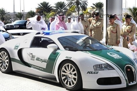 Dubai Police supercar tops list of fastest law-enforcement vehicles   The National   Police News   Scoop.it