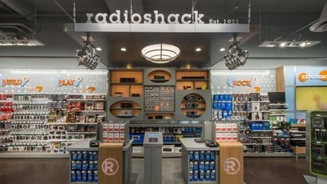 Even the stodgiest retailer can win over millennials - Not your father's RadioShack | Innovation & Institutions, Will it Blend? | Scoop.it