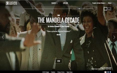 Google Brings History to Life With Online Exhibitions   7thGradeTeacher   Scoop.it
