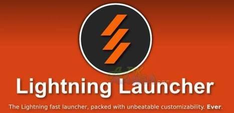 lightning launcher extreme lockscreen