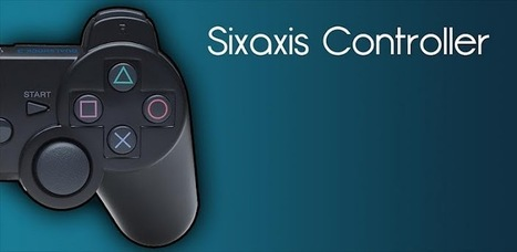 Sixaxis Controller - Android Apps on Google Play | Android for Education | Scoop.it