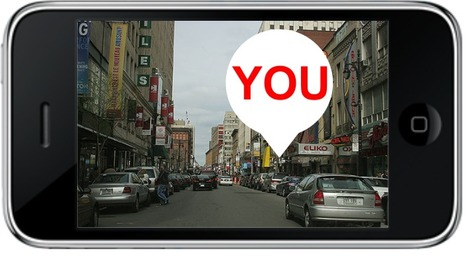 Strategies to Attract Customers with Augmented Reality   Marketing in the physical world   Scoop.it