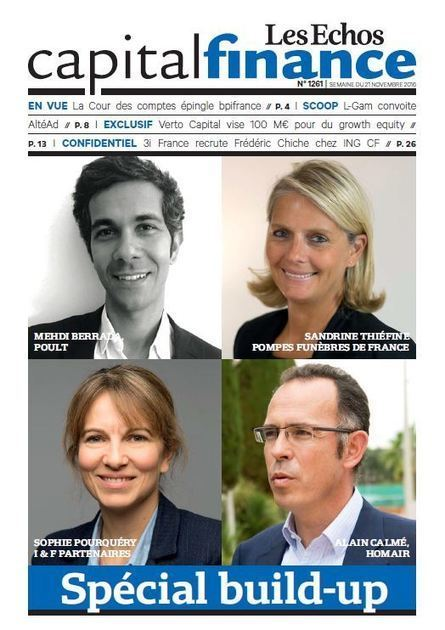 Le capital-risque français booste ses rendements , Chiffres-clés | Capital Finance | L'actualité du capital-investissement | Scoop.it