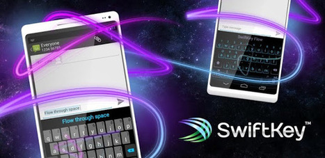 SwiftKey Keyboard 4.3.2.235 APK Free Download ~ MU Android APK | Hot Technology News | Scoop.it