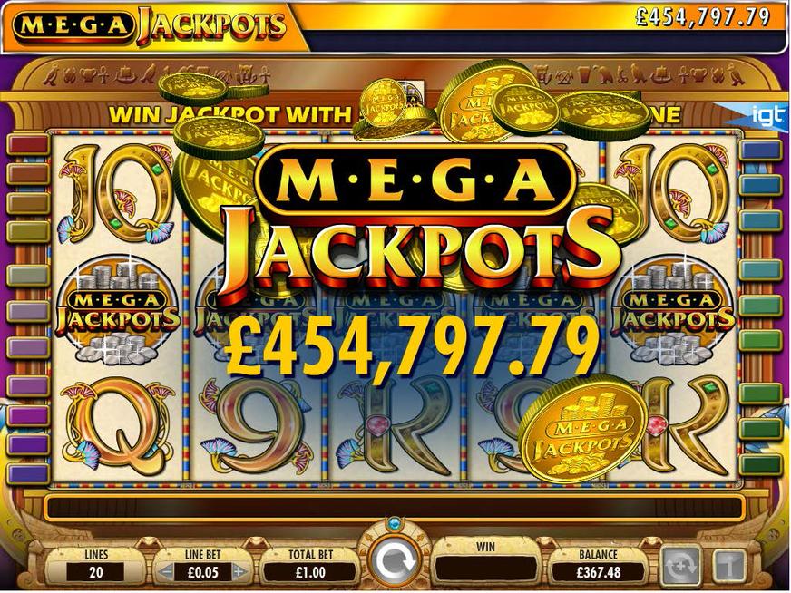online slots winners