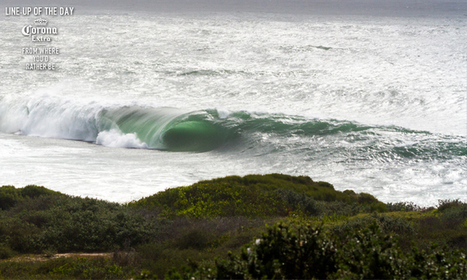 Coastalwatch :: surf cams :: surf reports :: Surf forecasts :: Wind conditions | Masada Geography | Scoop.it