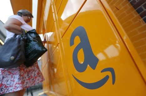 Amazon Could Bring More Pick-Up Lockers to Europe | About marketing concepts | Scoop.it