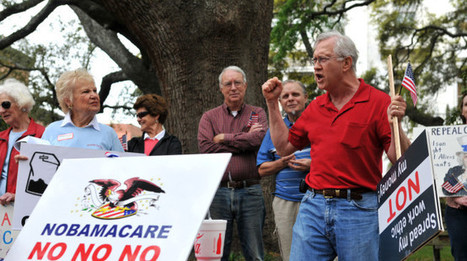 New GOP Plan Makes Everything They Hate About Obamacare Even Worse | Daily Crew | Scoop.it