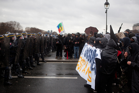 Au cœur du Black Bloc @ Paris 2016   Indignations & GLOBAL(R)EVOLUTION   Scoop.it