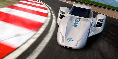 NISSAN ZEOD RC ELECTRIC RACE CAR | The state of STEM | Scoop.it