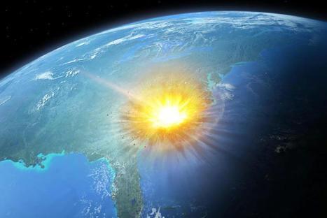 L'astéroïde tueur de dinosaures aurait permis la naissance des forêts tropicales modernes | Histoires Naturelles | Scoop.it
