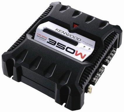 Kenwood Excelon XR400-4 4 Channel Car Amplifier 200W Amp New XR4004