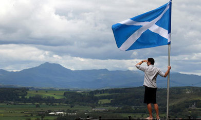 Scottish independence: what happens after the flag-waving?   No Scotland   Scoop.it