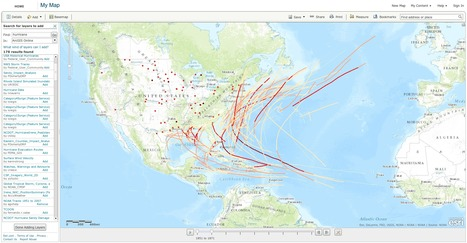 FEMA data mapping | Emergent Digital Practices | Scoop.it