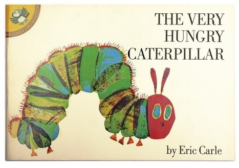 The Very Hungry Caterpillar gallery | Libraries and reading | Scoop.it