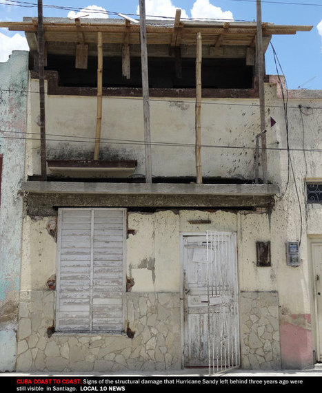 Hurricane Sandy's impact has yet to fade in Santiago de Cuba | Hurricane Sandy Exploring Implications | Scoop.it