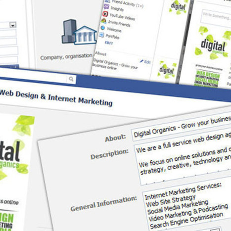 How To Set Up a Facebook Business Page – Part 2 – Set Up & Ads | Search Engine Optimization-SEO | Scoop.it