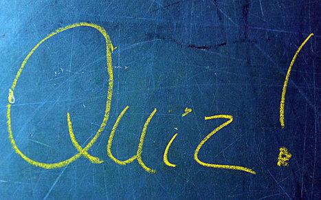 10 sencillas propuestas para crear Quizzes en el Aula - Inevery Crea | NTICs en Educación | Scoop.it