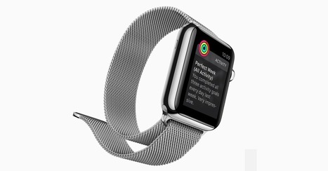 IBM Watson Makes Health Care Debut on the Apple Watch | Nursing Education | Scoop.it