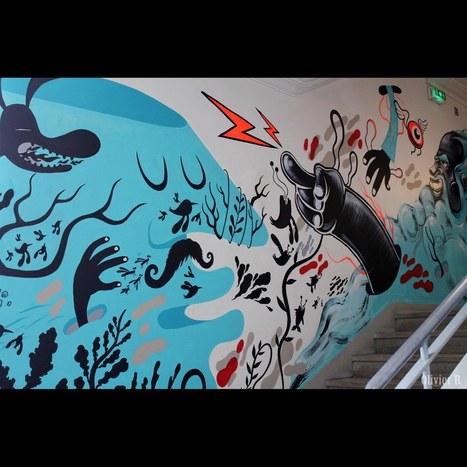 REHAB – Exposition Éphémère de Graffiti #2 | Paris Tonkar magazine | Scoop.it