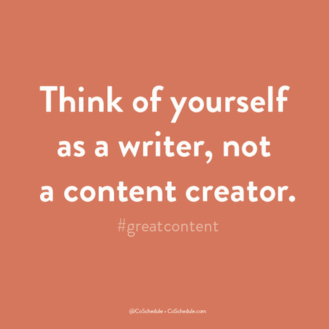 The 26 Surprising Rules Of Great Content Creation | Irresistible Content | Scoop.it