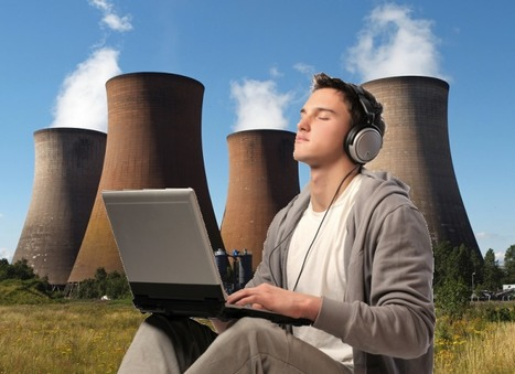 Streaming media could have larger carbon footprint than plastic ... | The New Music Industry | Scoop.it