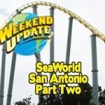 Our Grand Tour of SeaWorld San Antonio Continues | Amusement Parks | Scoop.it