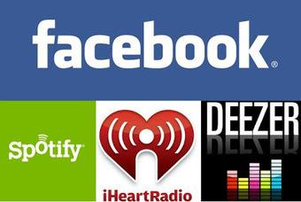Les 20 applications musicales Facebook les plus populaires | Musique sociale | Scoop.it