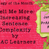 Tell Me More: Increasing Sentence Complexity by AAC Learners | Communication and Autism | Scoop.it
