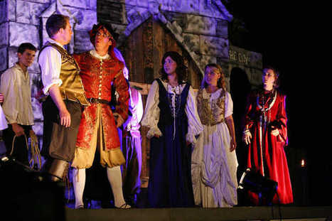 Shakespeare fest to stage 'Much Ado About Nothing' - cjonline.com | OffStage | Scoop.it