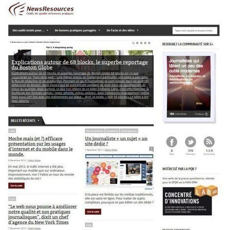 Valider l'info : et les journalistes ? - presse à l'école     François MAGNAN  Formateur Consultant   Scoop.it