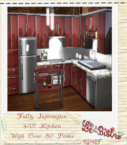 Interactive Kitchen / cook with friends     by Le Bistro Interactive Cooking | Working and Living in Virtual Worlds | Scoop.it
