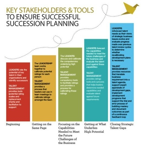 How to Leverage Succession Planning to Drive Strategic Change | school improvement process | Scoop.it