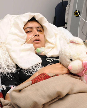 Sick British Muslims join campaign against shot teenager Malala | Race & Crime UK | Scoop.it