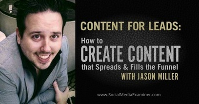 Content for Leads: How to Create Content That Spreads and Fills the Funnel | Content Marketing and Curation for Small Business | Scoop.it