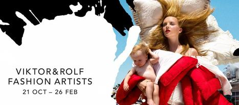 NGV | Viktor&Rolf: Fashion Artists | design exhibitions | Scoop.it