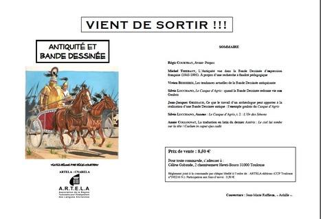 Antiquité et bande dessinée - Régis Courtray | Net-plus-ultra | Scoop.it