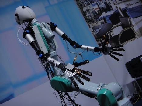 Groundbreaking Virtual Robotics Allow Us Our Very Own Robot Avatar | Robotics in the Future | Scoop.it