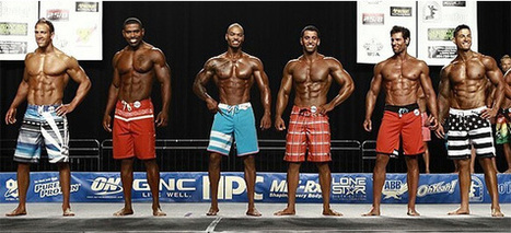 Men's Physique: Contest-Prep Advice From 3 Competitors | Bodybuilding News | Scoop.it