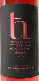 Comer, Beber e Lazer: Terras do Minho Touriga Nacional Rosé 2011 | Carpe Diem | Scoop.it