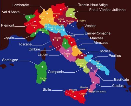 L'oléiculture en Italie