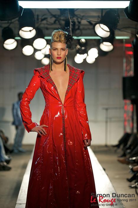 Simon Duncan Collection | Black Fashion Designers | Scoop.it