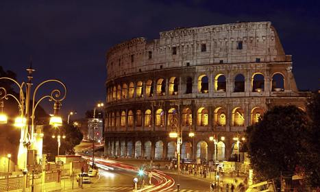 Archaeologists' findings may prove Rome a centu