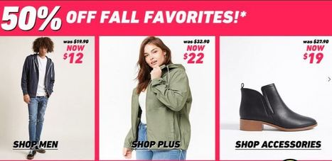 Free 50 Off Forever 21 Promo Code {YouTube / Re