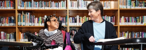Meeting the Tech Needs of Disabled Students | Professional development of Librarians | Scoop.it