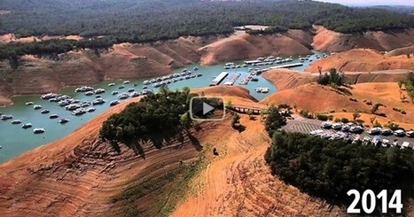 These California Drought Pictures Will Make Your Jaw Drop | Education for Sustainable Development | Scoop.it
