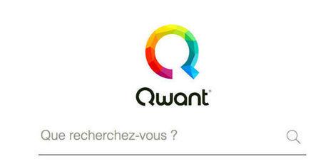 Qwant, le petit moteur de recherche anonyme qui monte | Fresh from Edge Communication | Scoop.it