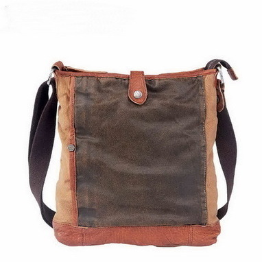 Hunter vintage canvas bucket cross messenger bags from Vintage rugged canvas bags | Womens fashion | Scoop.it