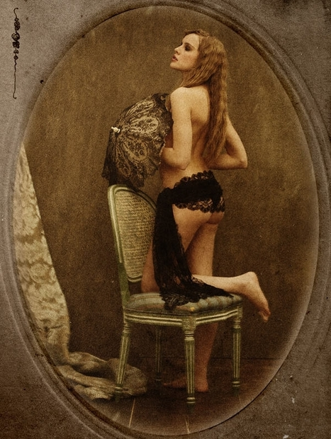 Vintage-Inspired Pin-Up Photography   Fashion   Art   Sex   Travel   Live Fast Mag   Xposed   Scoop.it
