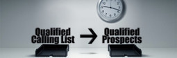 The Basic Telemarketing Equation: Qualified Calling List = Qualified Prospects -   Telemarketing and it's benefits   Scoop.it